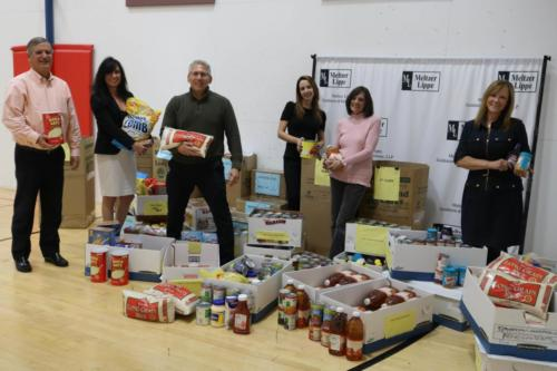 LI Cares Food Donation 2019